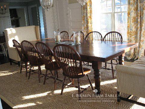 Tables - Reclaimed Barn Wood Farm Tables