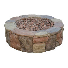 Bond Manufacturing Co. - Petra Gas Fire Pit - Fire Pits