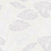 Palma Peel and Stick Wallcovering, Neutral