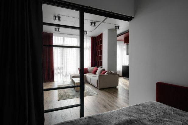 Современный Спальня by Lauri Brothers