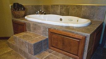Bathroom and Billards, Saint Joseph MO