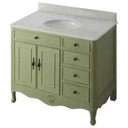 Traditional Bathroom Vanities And Sink Consoles by Chans Furniture Showroom