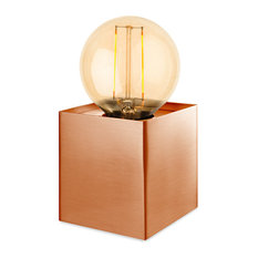 Richmond Table Lamp, Brushed Copper