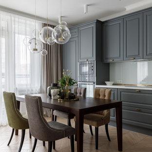 На фото: кухня в классическом стиле