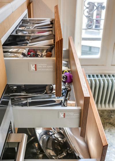 Connu Optimiser les rangements de cuisine avec des tiroirs malins FX91