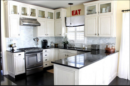 Lighting For A U Shaped Kitchen