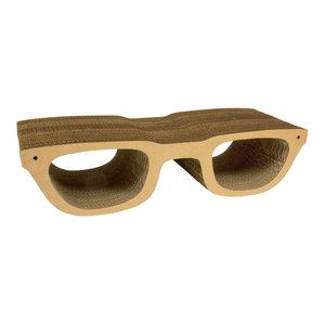 Hip Glasses Cat Scratcher
