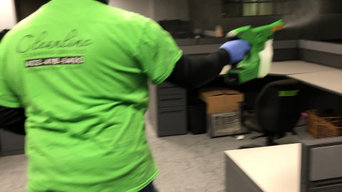 Disinfection Cleaning in Lincoln, NE
