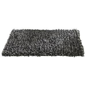 Rocky Rug, Grey, 120x180 cm