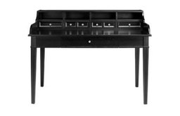 Larsson Carbon Black Desk