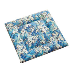 Blancho Bedding   Comfortable Square Chair Cushion Chair Pad Bedroom Seat  Pad, E   Seat