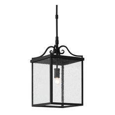 9500-0005 Giatti Small Outdoor Lantern, Midnight