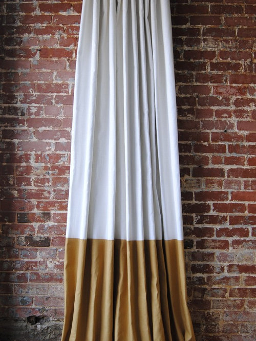 Curtains Ideas curtain panel styles : Drapery Panel Styles