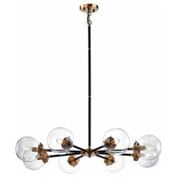 Midcentury Chandeliers by GwG Outlet