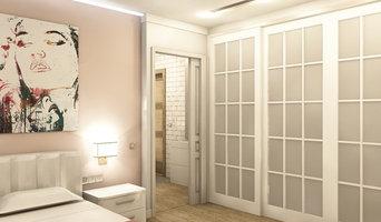 Дизайн-проект однокомнатной квартиры для молодой девушки