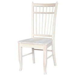 Farmhouse Dining Chairs by International Concepts