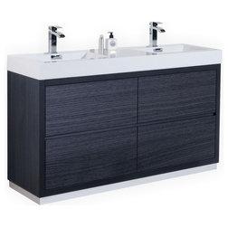 Modern Bathroom Vanities And Sink Consoles by SBM