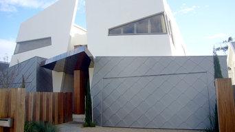 Bespoke Garage doors - The Wright Stuff