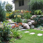 Tiered Wall Traditional Landscape Minneapolis By