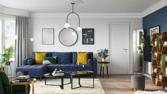 Décoration & aménagement d'intérieur