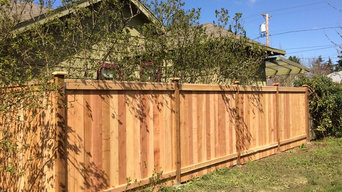 Cap & Bevel Fences