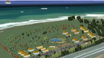 Progetto di un villaggio turistico a Termini Imerese