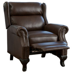 Traditional Recliner Chairs by GDFStudio