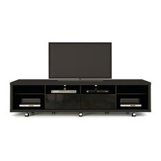 Manhattan Comfort Cabrini Tv Stand 2.2 Black