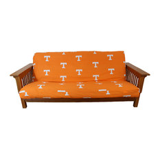College Covers Tennessee Volunteers Futon Cover Full Size Fits 6 And 8 Inch Mats