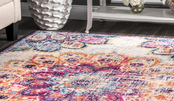 Vibrant Rugs With Free Shipping