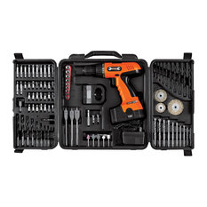 89 piece 18V Cordless Drill Set by Stalwart