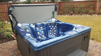 Cypress Hot Tub