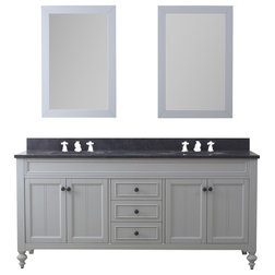 Traditional Bathroom Vanities And Sink Consoles by Water Creation
