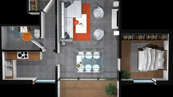 Rénovation appartement Bischeim