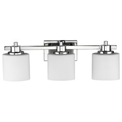 Transitional Bathroom Vanity Lighting by CHLOE Lighting, Inc.