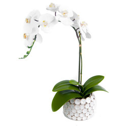 Contemporary Artificial Flower Arrangements by Foster's Point