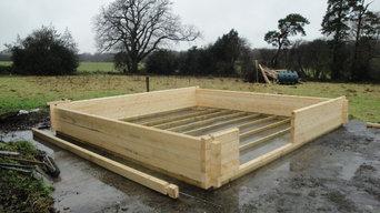 Log Cabin Installation Bromley