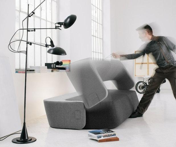 Modern Wohnbereich by Livarea