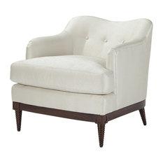 Art Deco Spiral Club Chair
