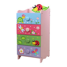Fantasy Fields Children Wooden Chest of Drawers Bedroom Storage Cabinet