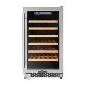 Thor 40-Bottle 118L Stainless Steel Wine Cooler Storage