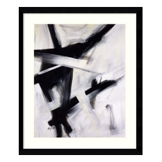 amanti art black and white framed print by eva carter prints and posters