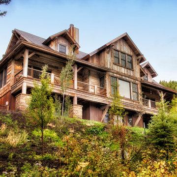 Bridger Woods Residence