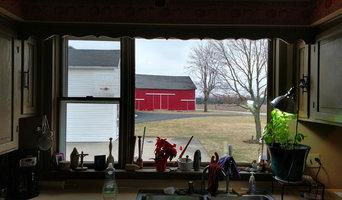 Pemberville Kitchen Remodel - Before