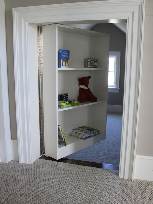 Classic Farmhouse Addition - Display And Wall Shelves