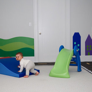 Smart Playroom in Greenwich, CT