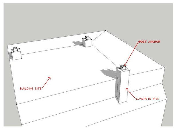 Know your house post and beam construction basics for Floor meaning in english