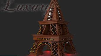 Eiffel Rack