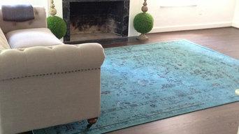 Older floor refinished
