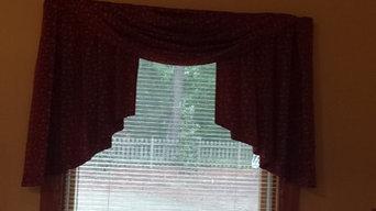 Dress your windows!